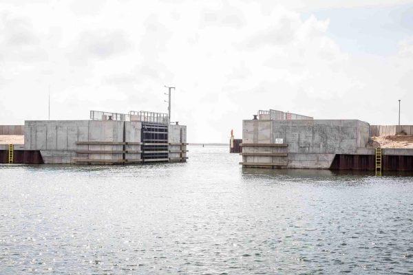 Tidal lock gate1